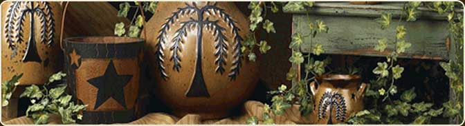 Country Primitive Fall Ornaments, decor, gifts and Products - The Weed Patch Country Store